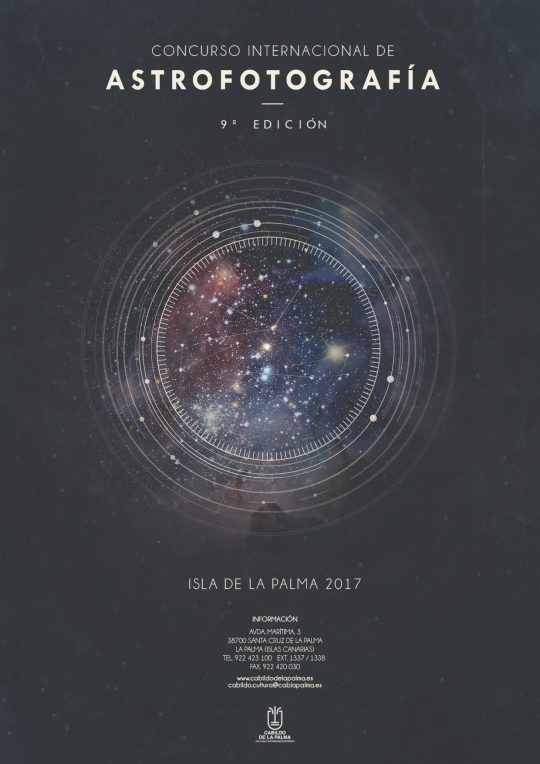 Concurso Internacional de Astrofotografía La Palma 2017