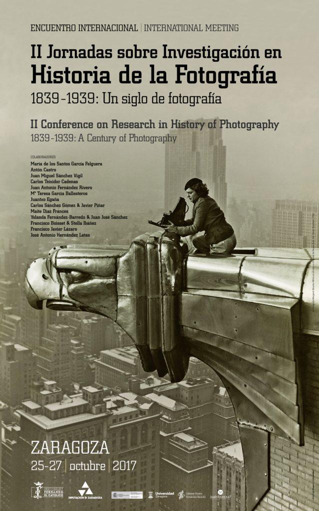II Jornadas sobre Investigación en Historia de la Fotografía