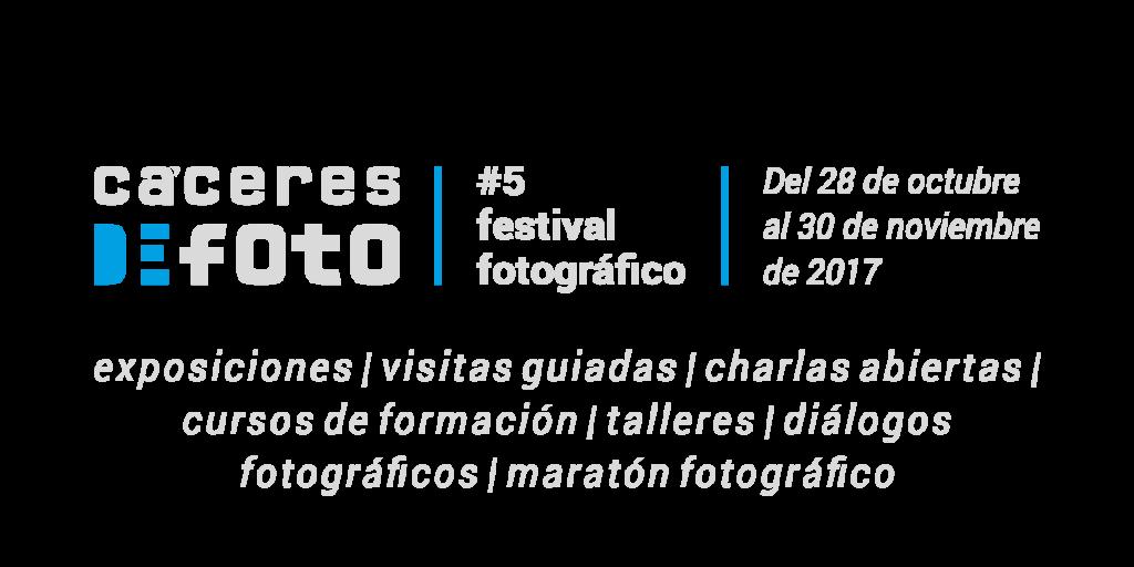 Festival fotográfico Cáceres de foto